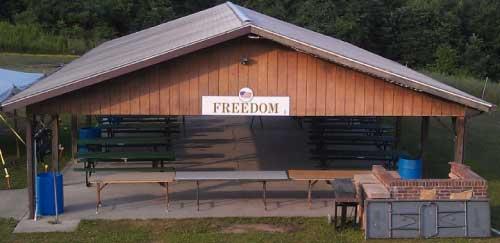 Freedom-Shelter